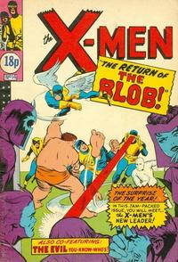 Cover Thumbnail for X-Men Pocketbook (Marvel UK, 1981 series) #14
