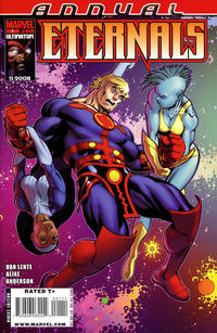 Cover Thumbnail for Eternals Annual (Marvel, 2009 series) #1