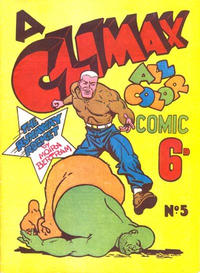 Cover Thumbnail for Climax Color Comic (K. G. Murray, 1947 series) #5