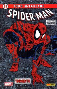 Cover Thumbnail for Coleccionable Spider-Man (Panini España, 2014 series) #1 - Tormento