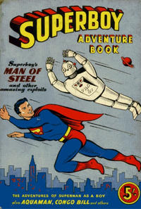 Cover Thumbnail for Superboy Adventure Book (Atlas Publishing, 1955 ? series) #1956-7