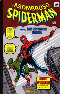 Cover Thumbnail for Marvel Gold. El Asombroso Spiderman: Poder y Responsabilidad (Panini España, 2014 series)