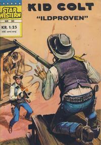 Cover Thumbnail for Star Western (Illustrerte Klassikere / Williams Forlag, 1964 series) #30