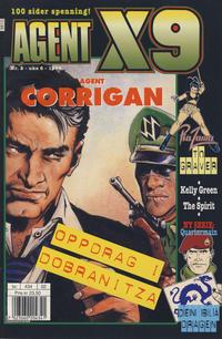 Cover Thumbnail for Agent X9 (Hjemmet / Egmont, 1998 series) #2/1998