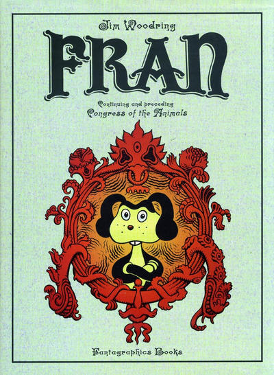 Cover for Fran (Fantagraphics, 2013 series)