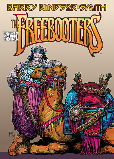 Cover for The Freebooters (Fantagraphics, 2005 series)
