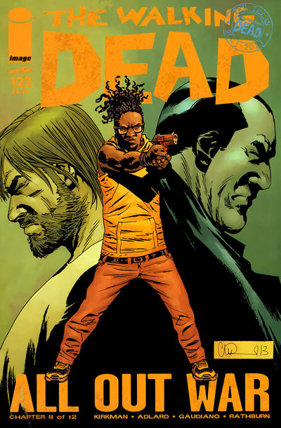 Cover for The Walking Dead (Image, 2003 series) #122