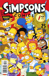 Cover for Simpsons Comics (Bongo, 1993 series) #211