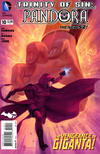 Cover for Trinity of Sin: Pandora (DC, 2013 series) #10