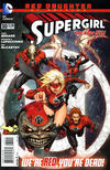 Cover for Supergirl (DC, 2011 series) #30 [Direct Sales]