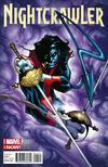 Cover Thumbnail for Nightcrawler (2014 series) #1 [Humberto Ramos Variant]