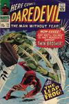 Cover for Daredevil (Marvel, 1964 series) #25 [British]