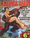 Cover for Kazanda Again (New South Wales Bookstall Publishing Company, 1944 series)
