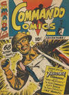 Cover for Commando Comics (Bell Features, 1942 series) #4