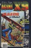Cover for Agent X9 (Hjemmet / Egmont, 1998 series) #6/1999