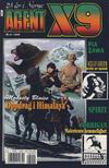 Cover for Agent X9 (Hjemmet / Egmont, 1998 series) #9/1999