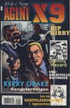 Cover for Agent X9 (Hjemmet / Egmont, 1998 series) #10/1999