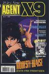 Cover for Agent X9 (Hjemmet / Egmont, 1998 series) #11/1999