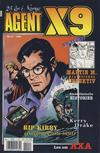 Cover for Agent X9 (Hjemmet / Egmont, 1998 series) #12/1999