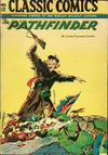 Cover Thumbnail for Classic Comics (1941 series) #22 - The Pathfinder [HRN 30]