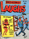 Cover for Broadway Laughs (Prize, 1950 series) #v9#4