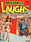 Cover for Broadway Laughs (Prize, 1950 series) #v8#5