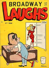Cover for Broadway Laughs (Prize, 1950 series) #v13#6