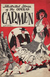Cover for Illustrated Stories of the Operas: Carmen (Baily Publishing Company, 1943 series)
