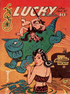 Cover for Lucky Comics (Maple Leaf Publishing, 1941 series) #v5#6
