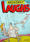 Cover for Broadway Laughs (Prize, 1950 series) #v14#7