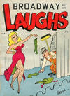 Cover for Broadway Laughs (Prize, 1950 series) #v13#2
