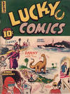 Cover for Lucky Comics (Maple Leaf Publishing, 1941 series) #v1#9