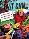 Cover for The Fast Gun (Horwitz, 1957 ? series) #3