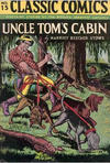 Cover for Classic Comics (Gilberton, 1941 series) #15 - Uncle Tom's Cabin [HRN 21]
