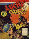 Cover for Lucky Comics (Maple Leaf Publishing, 1941 series) #v1#6