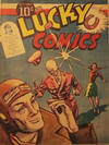 Cover for Lucky Comics (Maple Leaf Publishing, 1941 series) #v1#4