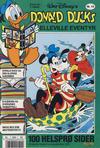 Cover for Donald Ducks Elleville Eventyr (Hjemmet / Egmont, 1986 series) #14 [Reutsendelse]
