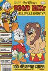 Cover for Donald Ducks Elleville Eventyr (Hjemmet / Egmont, 1986 series) #15