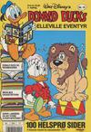 Cover for Donald Ducks Elleville Eventyr (Hjemmet / Egmont, 1986 series) #15 [Reutsendelse]