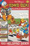 Cover for Donald Ducks Elleville Eventyr (Hjemmet / Egmont, 1986 series) #3