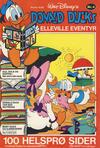 Cover for Donald Ducks Elleville Eventyr (Hjemmet / Egmont, 1986 series) #4
