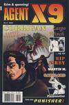 Cover for Agent X9 (Hjemmet / Egmont, 1998 series) #3/2000