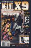 Cover for Agent X9 (Hjemmet / Egmont, 1998 series) #2/2000