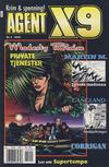 Cover for Agent X9 (Hjemmet / Egmont, 1998 series) #5/2000
