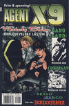 Cover for Agent X9 (Hjemmet / Egmont, 1998 series) #7/2000