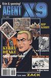 Cover for Agent X9 (Hjemmet / Egmont, 1998 series) #6/2000