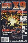 Cover for Agent X9 (Hjemmet / Egmont, 1998 series) #9/2000