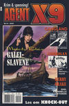 Cover for Agent X9 (Hjemmet / Egmont, 1998 series) #10/2000