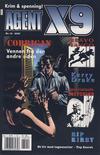 Cover for Agent X9 (Hjemmet / Egmont, 1998 series) #12/2000