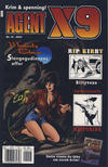 Cover for Agent X9 (Hjemmet / Egmont, 1998 series) #13/2000